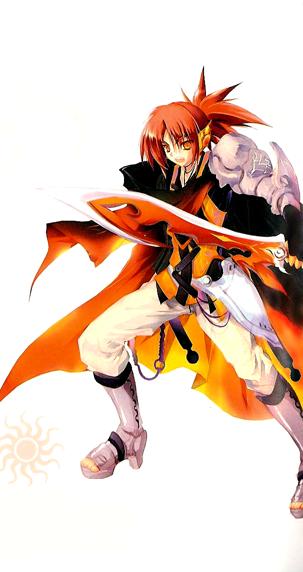 Blaze Knight